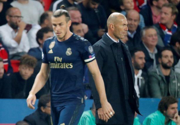 """Bale cầm đầu nhóm nổi loạn """"bật"""" lại HLV Zidane?"""