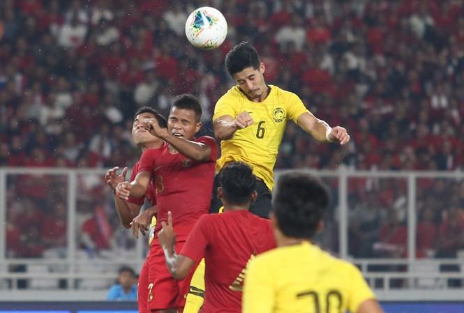 Malaysia đánh bại Indonesia với tỷ số 2-0.