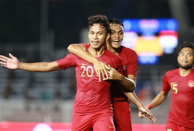 U22 Indonesia có chiến thắng bất ngờ trước U22 Thái Lan.