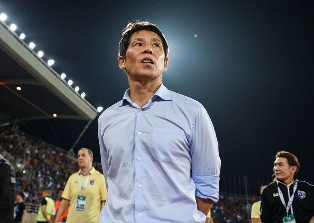 HLV Akira Nishino chưa mang tới nhiều tín hiệu tích cực cho bóng đá Thái Lan.