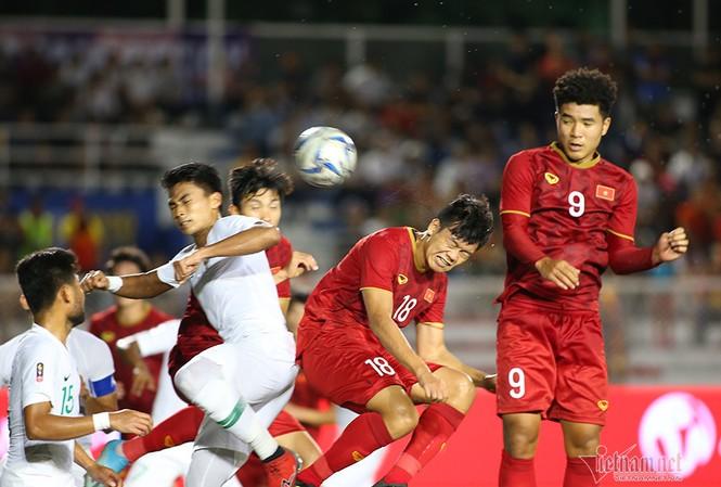 U22 Việt Nam đã thắng U22 Indonesia 2-1 ở vòng bảng.