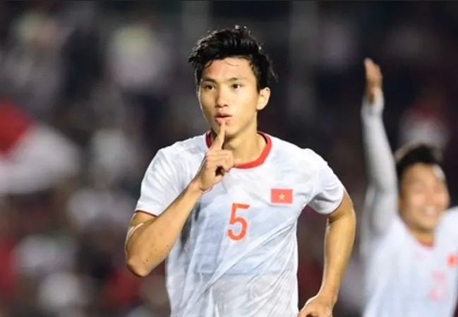 U22 Việt Nam đánh bại U22 Indonesia với tỷ số 3-0.