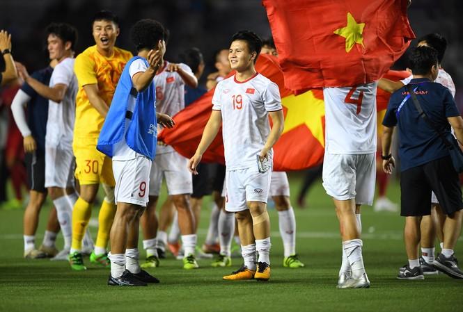 U22 Việt Nam đã có chiến thắng thuyết phục trước U22 Indonesia.