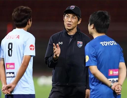 HLV Akira Nishino sẽ dẫn dắt U23 Thái Lan tại VCK U23 châu Á 2020.