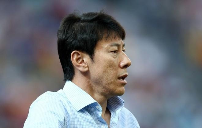 """HLV Shin Tae-yong là ứng viên ngồi vào """"ghế nóng"""" ĐTQG Indonesia."""
