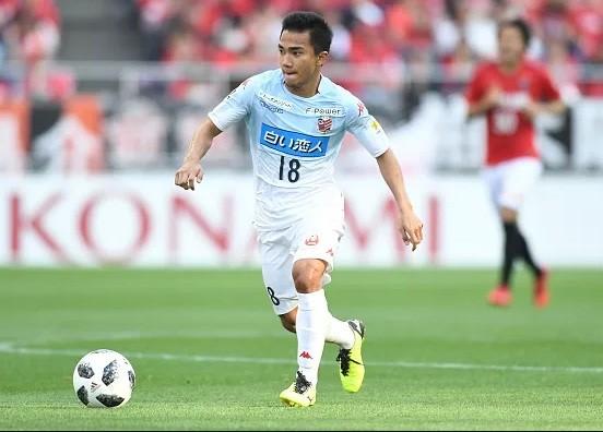Chanathip Songkrasin đánh giá cao U23 Thái Lan.