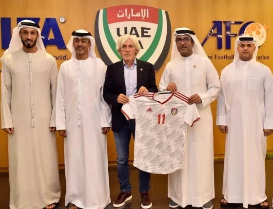 LĐBĐ UAE bổ nhiệm HLV Ivan Jovanovic vào cương vị HLV trưởng ĐTQG nước này.