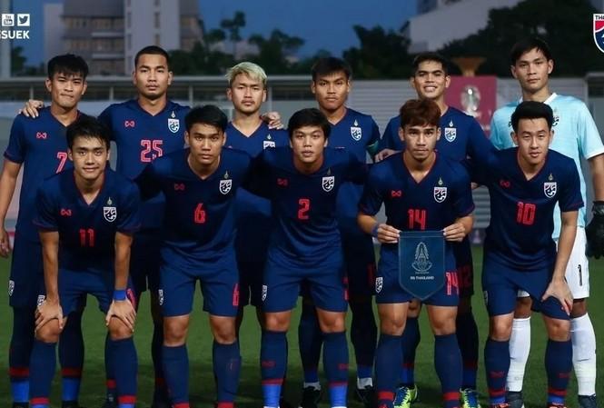HLV Nishino vừa triệu tập danh sách sơ bộ U23 Thái Lan.
