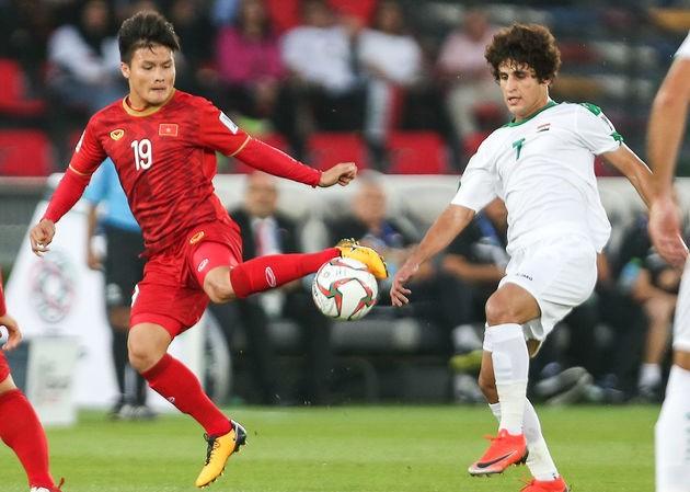 AFC vinh danh Nguyễn Quang Hải là 1 trong 2 cầu thủ xuất sắc nhất VCK U23 châu Á 2018.