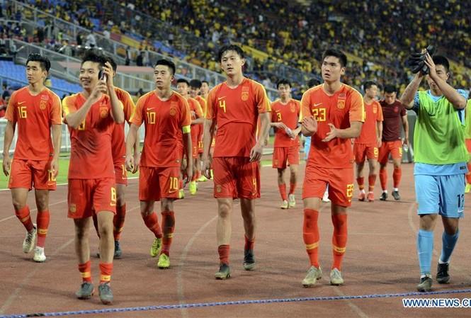 Tờ Sohu bi quan về U23 Trung Quốc tại VCK U23 châu Á 2020.