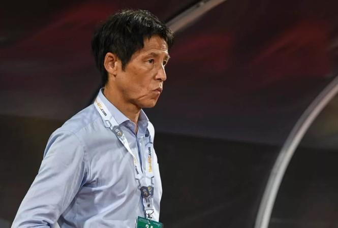HLV Akira Nishino cảm thấy áp lực khi cùng U23 Thái Lan dự VCK U23 châu Á 2020.