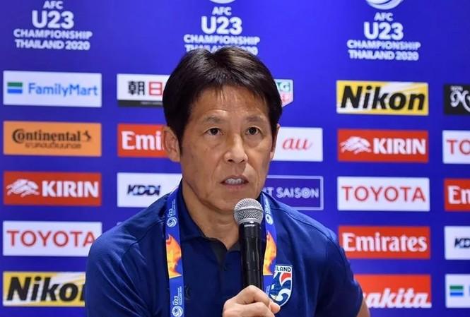 HLV Akira Nishino thể hiện sự tự tin trước ngày VCK U23 châu Á 2020 khởi tranh.
