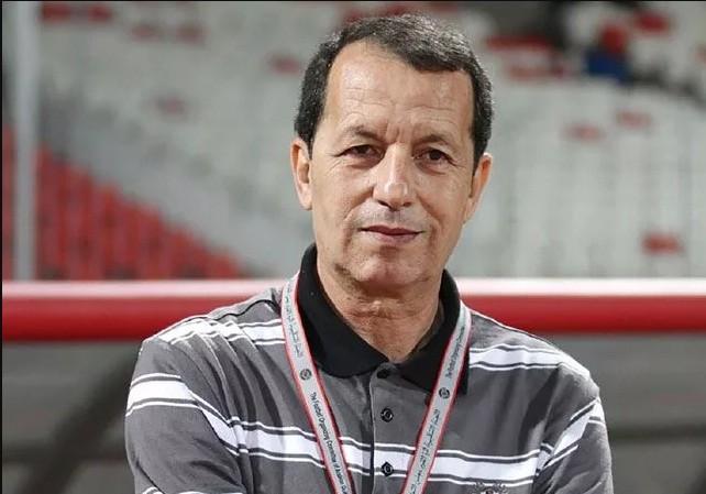 HLV Samir Chammam của U23 Bahrain.