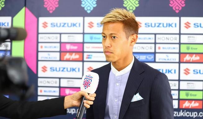 HLV Keisuke Honda