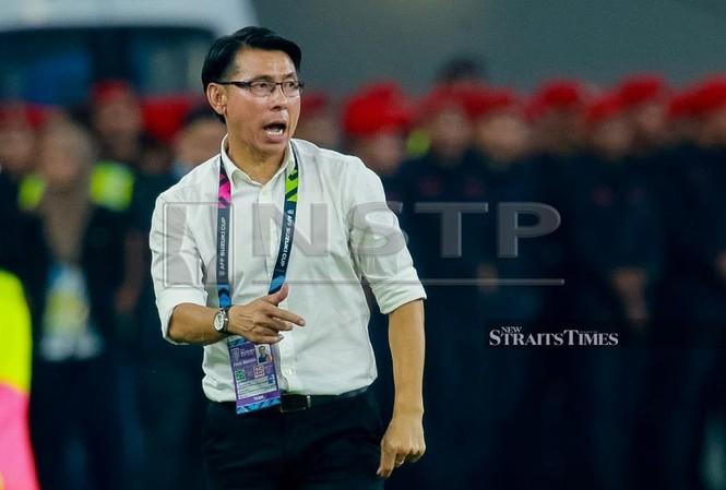 HLV Tan Cheng Hoe của ĐT Malaysia.