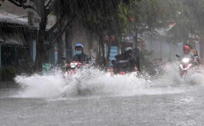 Bão Podul khả năng gây mưa lớn trên diện rộng ở Bắc Trung bộ và Bắc bộ
