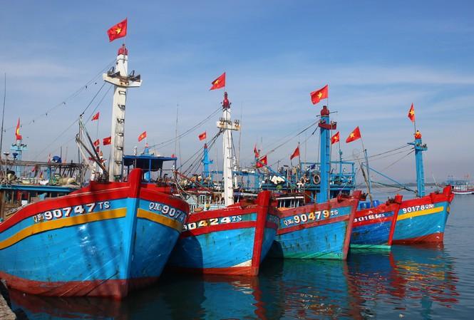 Số lượng tàu cá của các địa phương sẽ được khống chế qua hạn ngạch, giúp nghề cá phát triển bền vững.