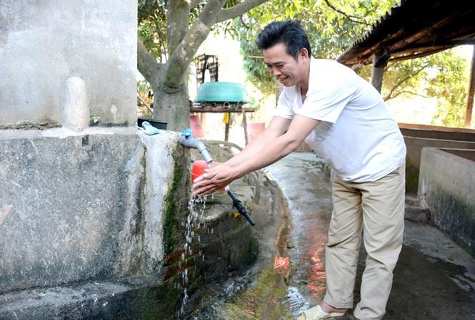 Tổng cục Thuỷ lợi (Bộ NN&PTNT) cho biết, hiện cả nước đã có 88,5% người dân ở nông thôn được sử dụng nước hợp vệ sinh và 51% được sử dụng nước sạch.