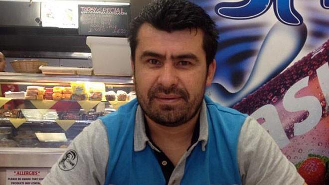 Anh Erdogan Guzel thiệt mạng trong vụ xả súng ở London