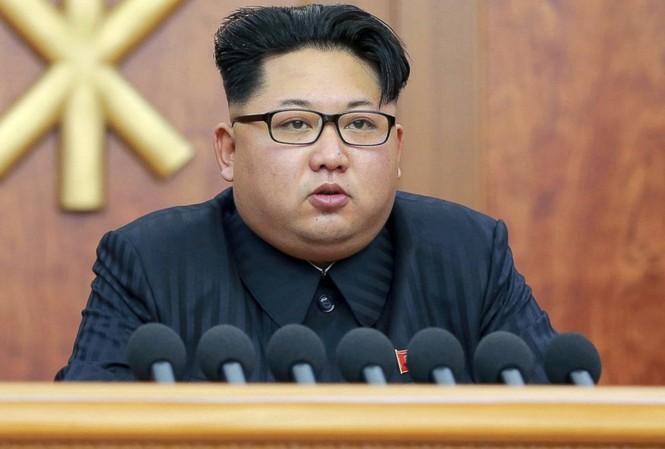 Ông Kim Jong Un vừa được bầu là Chủ tịch Đảng Lao động Triều Tiên.