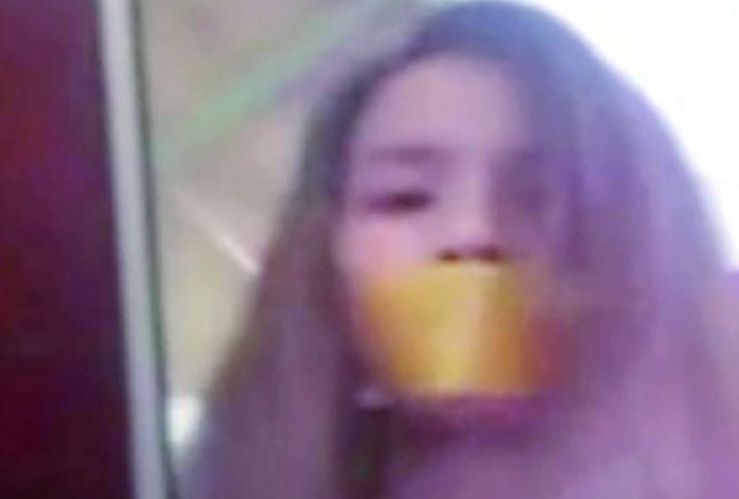 Người vợ xuất hiện trong video bắt cóc tống tiền tự dàn dựng