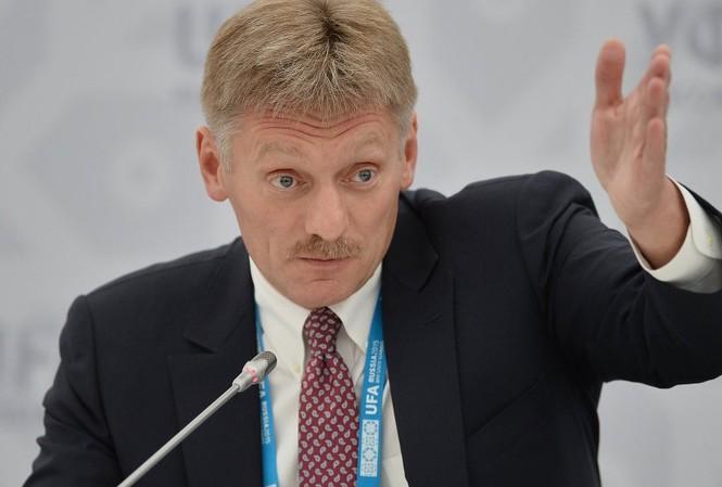 Người phát ngôn điện Kremlin, ông Dmitry Peskov