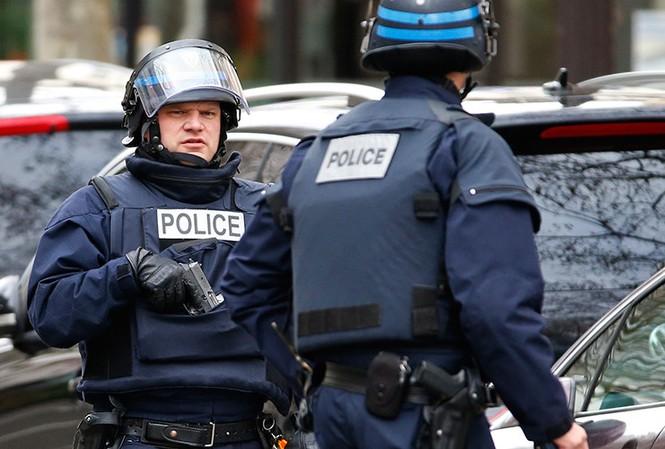 Cảnh sát Pháp