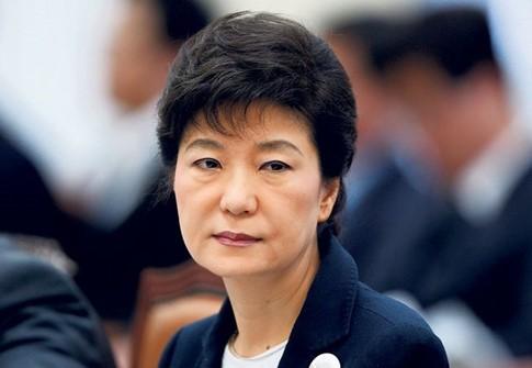 Cựu Tổng thống Hàn Quốc Park Geun Hye.