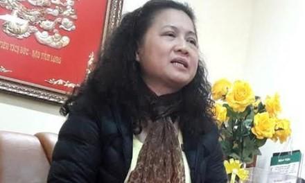 Nguyên Hiệu trưởng Nam Trung Yên vắng mặt khi công bố quyết định khai trừ Đảng