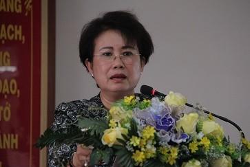 Hàng loạt cán bị kỷ luật do liên quan đến sai phạm của bà Phan Thị Mỹ Thanh- Ảnh Đức Minh