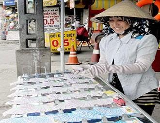 Người bán vé số ở Đồng Nai được hỗ trợ 900 ngàn đồng