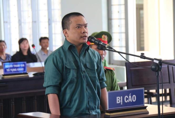Bị cáo Hiển trong vụ án tham ô tài sản tại bệnh viện TP Phan Thiết