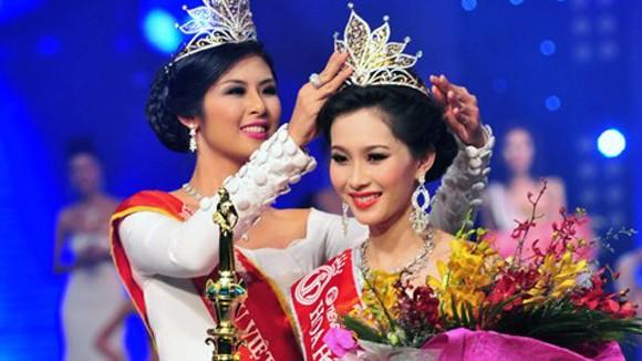 Mẫu đơn dự thi và Thể lệ cuộc thi Hoa Hậu Việt Nam 2014