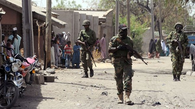 Phía bắc Nigeria thường xuyên xảy ra bạo lực (Ảnh: BBC)