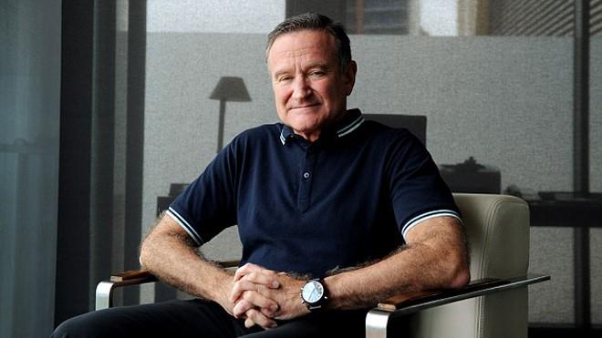 Tài tử Robin Williams