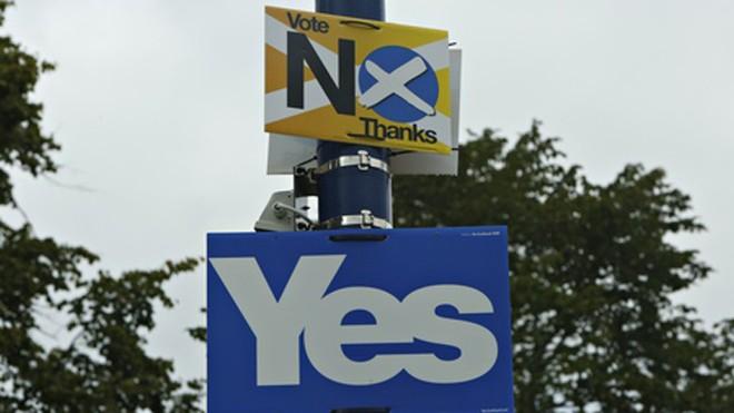 Dự kiến người dân Scotland đi bỏ phiếu đạt mức cao kỷ lục