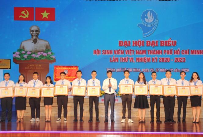 Phong trào 'Sinh viên 5 tốt' của TPHCM tiếp tục phát triển mạnh mẽ