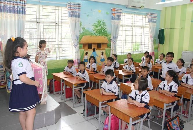 TPHCM trong thời gian tới sẽ ứng dụng mạnh mẽ CNTT vào dạy và học