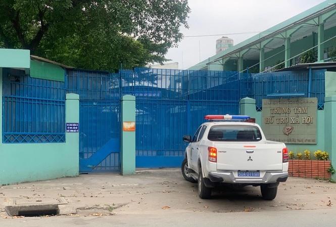 Trung tâm Hỗ trợ xã hội TPHCM, nơi xảy ra sự việc