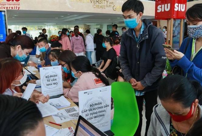 Trường ĐH Quốc tế Sài Gòn, ĐH Quốc tế Hồng Bàng, ĐH Nguyễn Tất Thành công bố điểm chuẩn