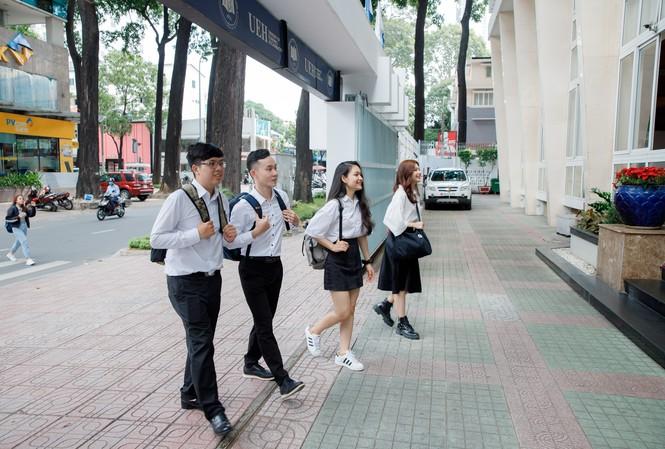 Trường ĐH Kinh tế TPHCM, ĐH Kinh tế Luật, ĐH Tài chính Marketing TPHCM tăng cao