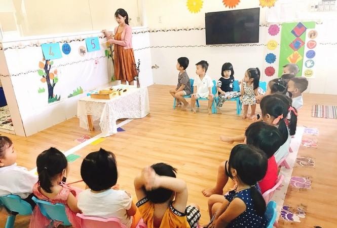 TPHCM hiện là địa phương có nhiều nhóm trẻ, lớp mẫu giáo nhất cả nước