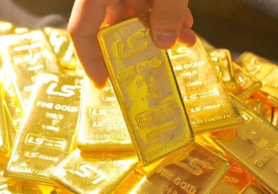 Giá vàng tiếp tục tăng cao kỷ lục. ảnh minh hoạ