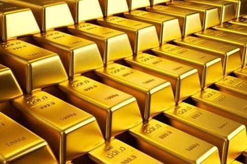 Giá vàng trong nước tạm lắng. Ảnh minh họa
