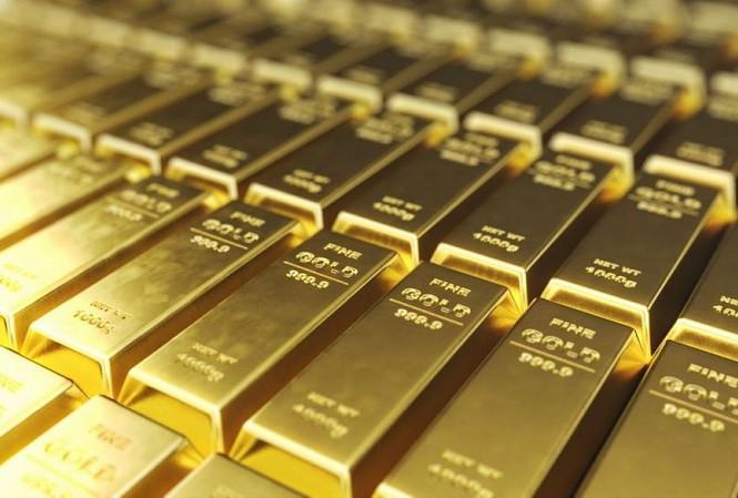 Cuối tuần, giá vàng tăng vọt 600.000 đồng/lượng. Ảnh minh họa