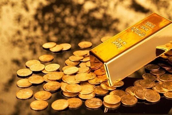Giá vàng tiếp tục giảm mạnh phiên cuối tuần. Ảnh minh họa