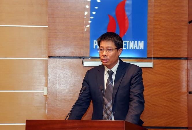 Tân Phó Tổng giám đốc  PVN  Nguyễn Văn Mậu.
