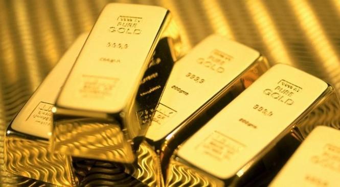 Giá vàng trong nước tiếp tục giảm nhẹ. Ảnh minh họa