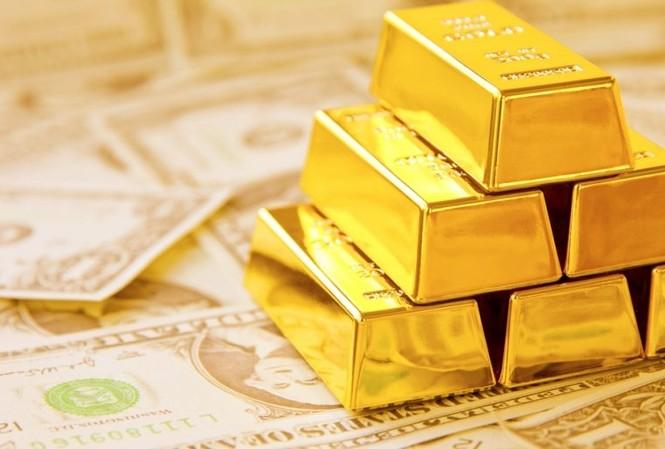 Giá vàng trong nước tăng trở lại. Ảnh minh họa.