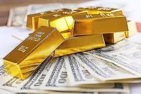 Đầu tuần, giá vàng và USD đồng loạt tăng trở lại. ảnh minh hoạ